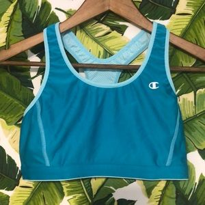 Champion Reversible Sports Bra Size M